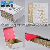 Faltender verpackender kundenspezifischer verpackengeschenk-Papierkasten