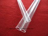 Riscaldatore del Doppio-Tubo del quarzo trasparente di alta qualità