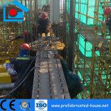 Hoher Anstieg-starkes Stahlkonstruktion-Rahmen-Gebäude mit verstärktem Beton