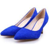 Unión Vintage Stiletto dijo Sexy Toe Zapatos elegantes damas ol