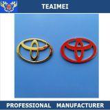 Изготовленный на заказ эмблема автомобиля высокого качества крома ABS для логоса Тойота