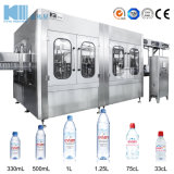 L'eau minérale complète la ligne de production de boissons