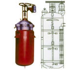 cuba de fermentación de la farmacia/comida/Industria química