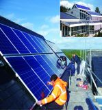 Sistema solar 3kw da energia verde com bateria