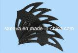 Лист для частей Uav, отрезок волокна углерода CNC шассиего RC