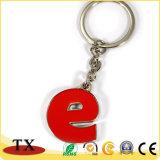 Metal quente Keychain da venda do logotipo feito sob encomenda