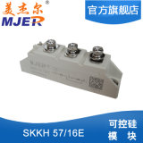 다이오드 모듈 Skkh 57A 1600V Semikron 유형