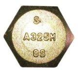 ASTM A325m Edelstahl-schwere Hex strukturelle Schrauben
