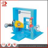 Câble électrique automatique personnalisé de torsion du fil machine Stand d'arrêt de rémunération de tension