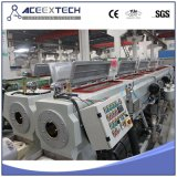 PlastikExtruder/PVC Rohr-Maschine des Doppelrohr-
