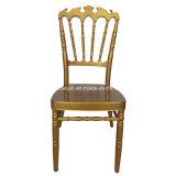 프랑스 귀족의 대저택 나폴레옹 가끔 의자 (JY-J09)를 Wedding 도매 알루미늄 금