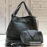 Saco em pele de PU com novo design definido com uma bolsa de tamanho pequeno Senhoras moda atacado de bolsas na China SH400