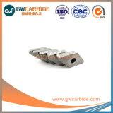 Herramienta Corte carburo cementado inserciones de indexables CNC