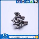 ステンレス鋼SS304かSS316 JISのタイプワイヤーロープクリップ