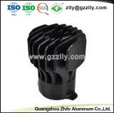 مصنع صنع وفقا لطلب الزّبون 6063 [ت5] ألومنيوم مصباح [هتسنك] مع [إيس9001]