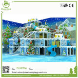 С Рождеством Христовым! ! ! Оборудование занятности профессиональной темы льда Chindren крытое мягкое