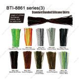 Bti Standard-8861 bagués Jupe en silicone avec la meilleure valeur pour Fly Matériau de liage