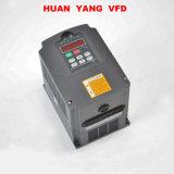 Переменный инвертор VFD новое 5HP 4kw 220V-250V привода частоты