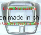 Gebildet in China Aluminium Druckguß für Kaffee-Maschinen-Zubehör