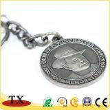 Logo personnalisé trousseau de métal
