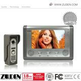 Videotürklingel-videotür-Telefon mit Druckknopf
