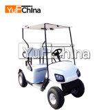 Kommerzielle batteriebetriebene 2 Seater Golf-Karre