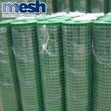 고품질 PVC에 의하여 입히는 용접된 철망사