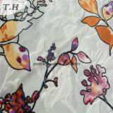 Tela impressa do estilo da forma veludo macio novo para a matéria têxtil Home