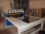 材料見本のカッターのための織布のサンプル打抜き機