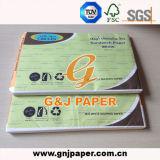 Papier blanc de haute qualité des aliments pour la nourriture dans la feuille d'enrubannage