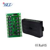 Unité de commande radio 433 MHz du récepteur de télécommande pour système d'automatisation de la porte / Home Security encore412-X