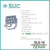 7.5W는 낮은 전압을%s 가진 색깔 LED 반점 빛을 골라낸다