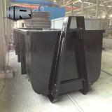 20cy Container Hooklift van de Plicht van de Plicht van het Afval van het Beheer van het afval de Beschikbare Openlucht Lichte Standaard Op zwaar werk berekende