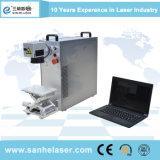 Faser-Laser-Markierung/Gravierfräsmaschine für Plastik und Metall