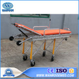 Ea-3d'un alliage en aluminium de l'hôpital de civière d'Ambulance réglable