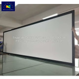 250 дюйм большое кино неподвижной рамкой проекционного экрана