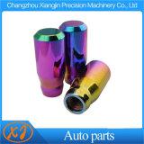 Carro de CNC de alta precisão o botão de mudança de marcha