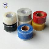 Collegare di fusione del silicone di Dq di prestazione di riparazione del nastro di legame di auto impermeabile utile di salvataggio (il nero)