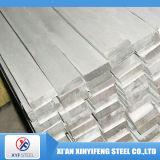201 bars plats en acier inoxydable- Fente en acier inoxydable 201 barres plates