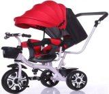 Vendas quente Luxury bebê crianças crianças crianças triciclo com marcação CE