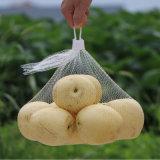 Sac tubulaire en plastique de maille pour le légume et le fruit