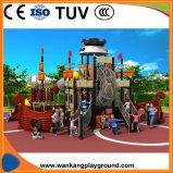 Dia van het Pretpark van de Apparatuur van de Speelplaats van het Schip van de piraat de OpenluchtVoor Kinderen en Jonge geitjes