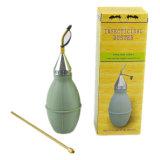 Insecticida en forma de lámpara de pulverización de plaguicidas&Duster con un largo tubo de latón