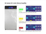 Стоящий уборщик воздуха с генератором иона UV светильника отрицательным и фильтром HEPA