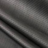 Cuoio sintetico diGraffio del PVC dell'unità di elaborazione di perforazione per la sede di automobile