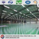 Gruppo di lavoro d'acciaio dell'ampia luce per l'impianto di lavorazione