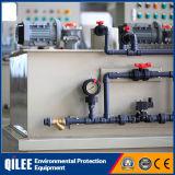 En acier inoxydable automatique Liquide Poudre Appareil de dosage d'alimentation pour l'agent de floculation
