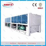 Refrigerador do parafuso e condicionador de ar de refrigeração ar da bomba de calor