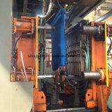 بثق من آليّة بلاستيكيّة يجعل [بلوو مولدينغ] معدّ آليّ