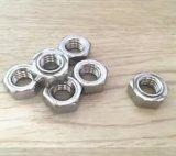 La norme ASTM DIN929 hexagonale en acier au carbone écrous à souder